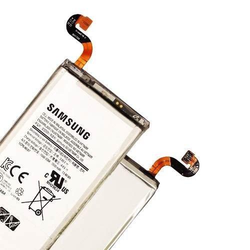 Troca de Bateria S8 Plus (G955)