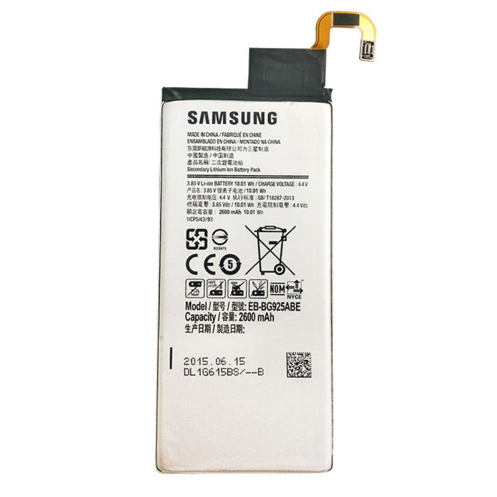Troca de Bateria S6 Edge (SM-G925) Original