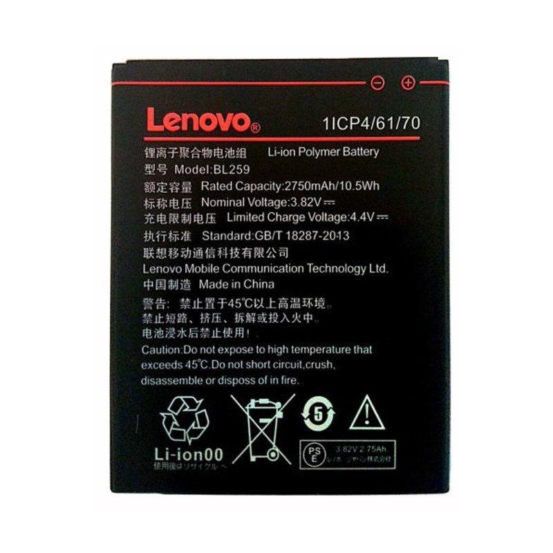 Bateria Vibe K5 (A6020136) Original Lenovo