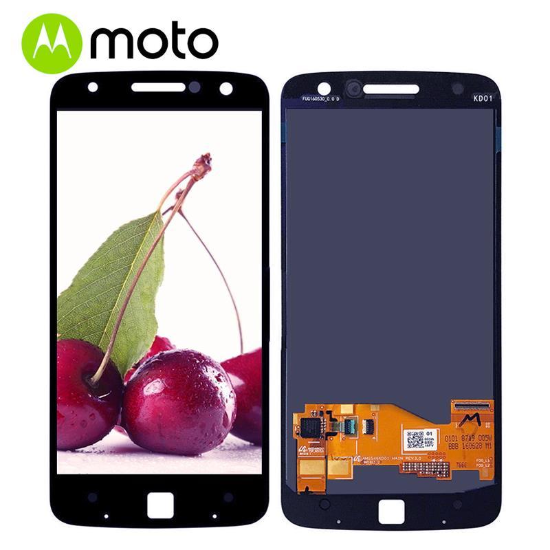 Troca de Tela Moto Z (XT1650) Original