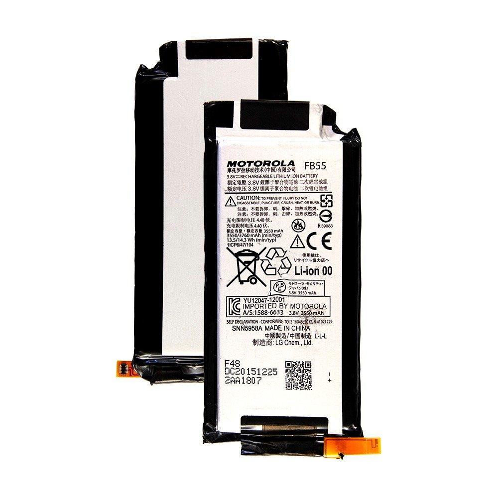 Troca de Bateria Moto X Force (XT1580) Original