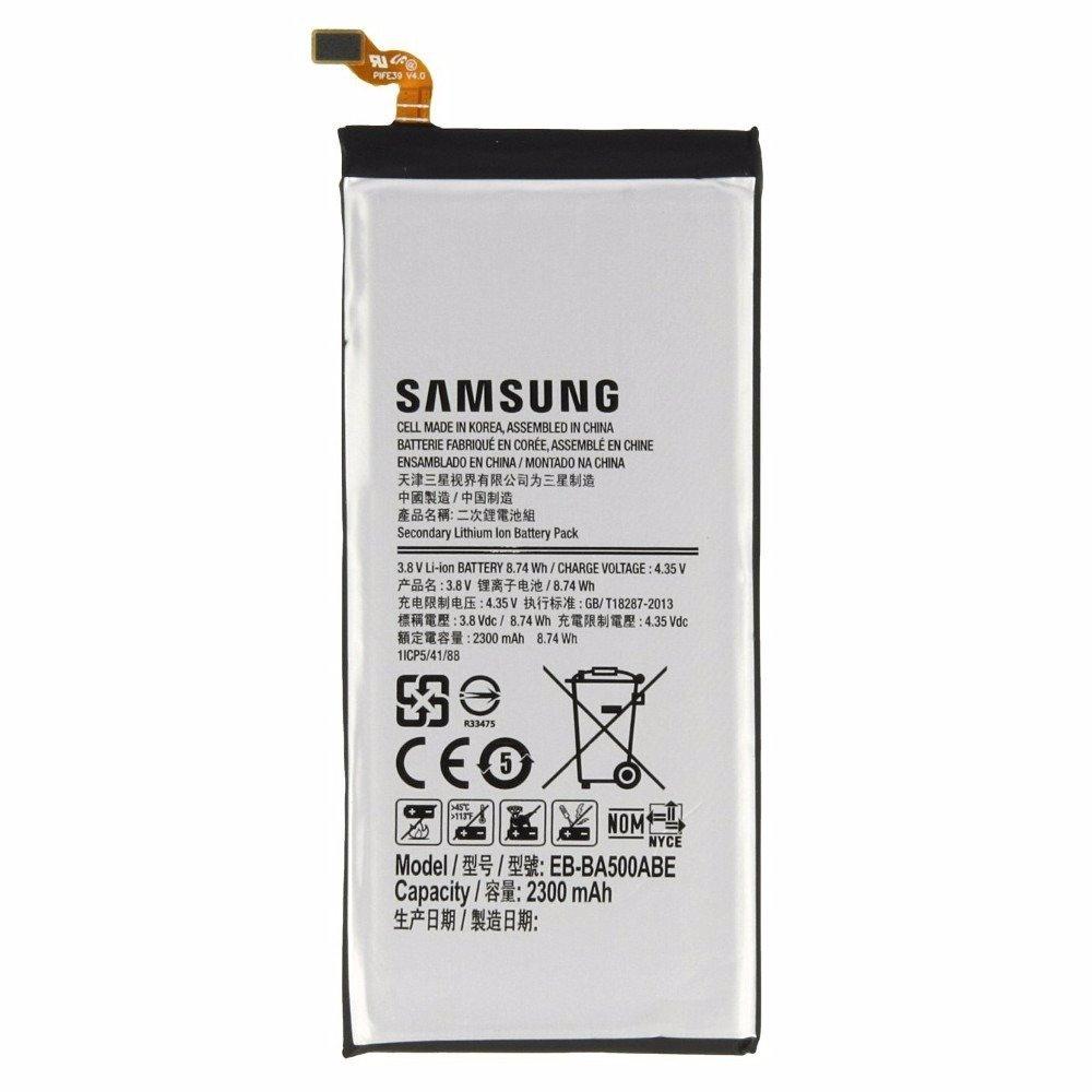 Troca de Bateria A5 2015 (A500) Original
