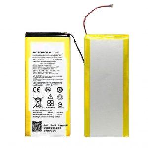 Troca de Bateria Moto G4 Plus (XT1640) Original