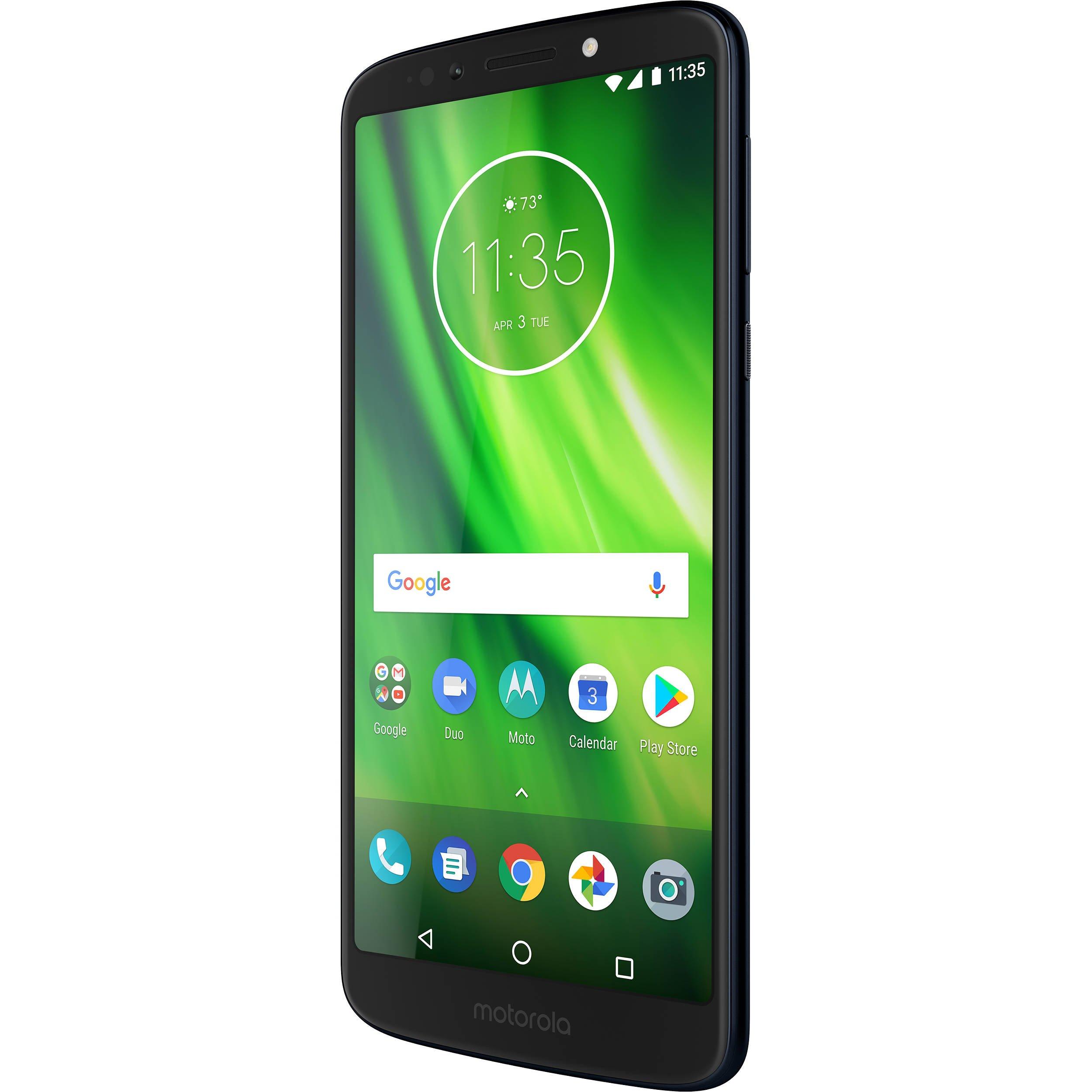 Troca de Tela Moto G6 Play (XT1922)